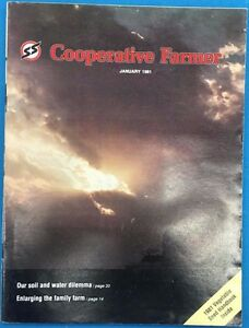 COOPERATIVE-FARMER-Magazine-January-1981-published-by-Southern-States