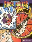 Beginning Rock Guitar for Kids by Jimmy Brown, Hal Leonard Publishing Corporation (Paperback, 1996)
