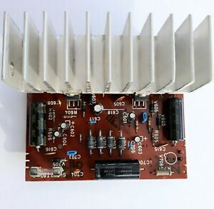 Stereo- NF- Verstärker mit A2030 (TDA2030) und Kühlkörper DIY