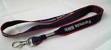BMW Lanyard Keyholder blau rot Formula BMW - die Erfolgsformel