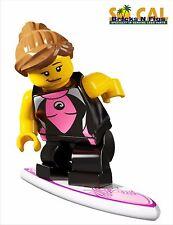 LEGO MINIFIGURES SERIES 4 8804 Surfer Girl