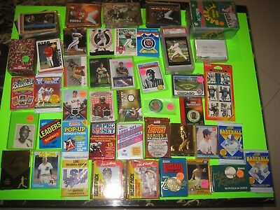 Sports Mem, Cards & Fan Shop Humor Baseball&football Lot From 1973 And Up-new Packs,rookie,auto,jersey,promo,graded Great Varieties