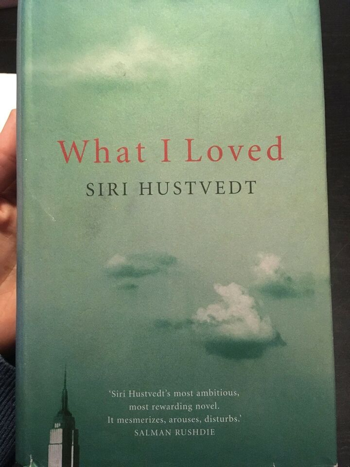 What I loved, Siri Hustvedtt, genre: roman