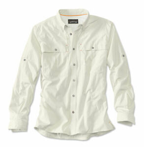 Orvis-Men-039-s-Open-Air-Casting-Long-Sleeve-Shirt-4A38