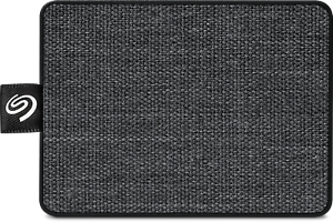Seagate 1TB One Touch Portable SSD - Black - AU