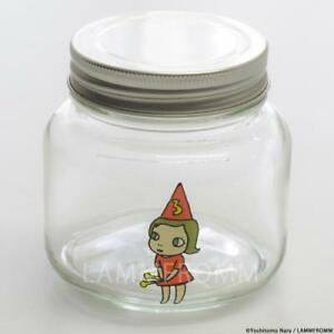 Image Is Loading Yoshitomo Nara Glass Storage Jar S Girl 3