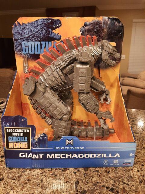"""Godzilla Vs. Kong 11"""" GIANT MechaGodzilla Monsterverse Playmates"""