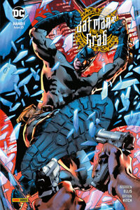 BATMANS-GRAB-1-HC-Variant-Hardcover-WARREN-ELLIS-BRYAN-HITCH-Planetary-Authority