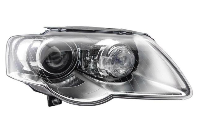 RHD Front Right Headlight x1 Xenon Spare Fits VW Passat Variant 08.05-10.11