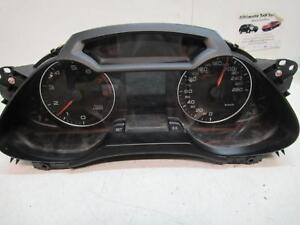 AUDI-A4-INSTRUMENT-CLUSTER-A4-PETROL-AUTO-T-M-TYPE-B8-8K-04-08-06-12-08-09-1