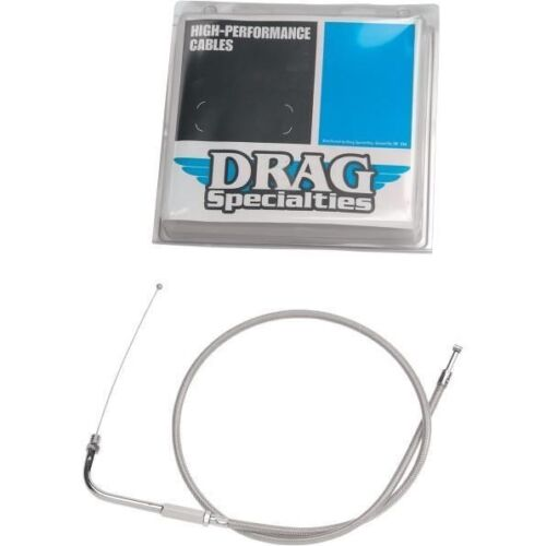 Braided Throttle Cable Drag Specialties  5330300B