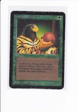 Natural Selection Alpha PLAYED SEE SCAN RB51 MTG Magic Cards