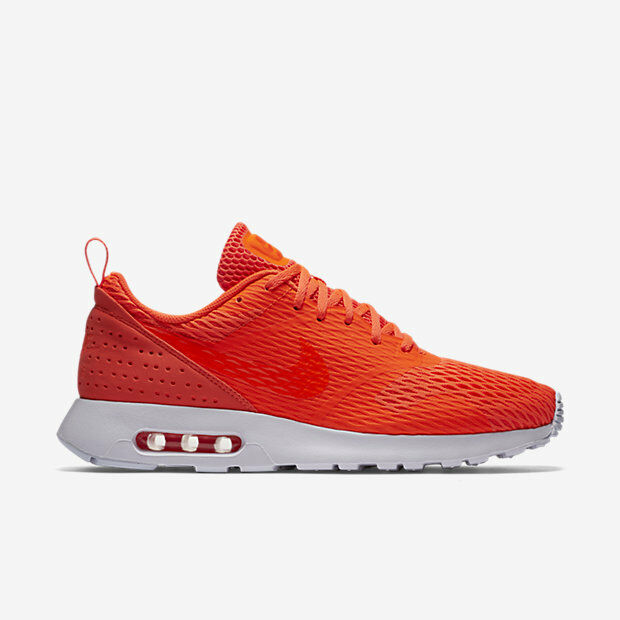 Nike Air Max Tavas SE Special Edition running shoes 718895 800 total crimson