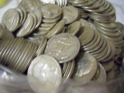 $2.00 Face Value 90/% Silver Quality Junk Quarters US Pre 1965 Survival Money