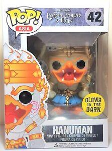 Funko-Pop-Hanuman-Glow-in-The-Dark-42-Legendary-Creatures-amp-Myths-Vinyl-Figure
