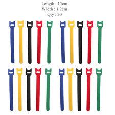 Black 100//Bag 8 inch Cable Ties Self-Locking CT-008BK