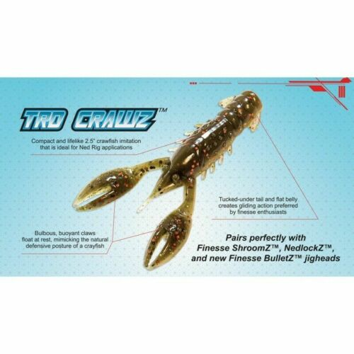 Z-Man TRD Lures All Types And Colours Available