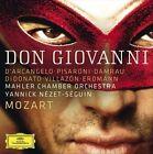 Mozart: Don Giovanni (CD, Sep-2012, 3 Discs, DG Deutsche Grammophon)