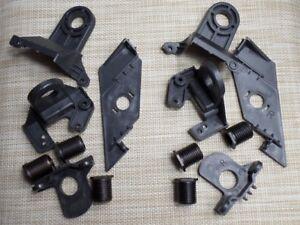 1x-Set-Scheinwerfer-Reparatursatz-Hauptscheinwerfer-Halter-Passat-B7-L-R