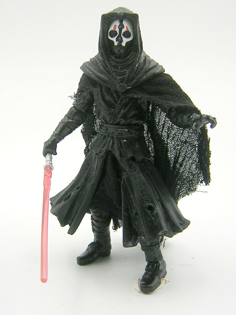 Star Wars Loose Darth Nihilus  Complete ( Legacy Collection )  garantie de crédit
