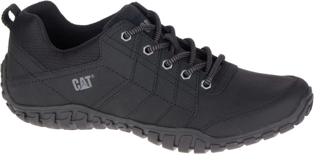 CAT CATERPILLAR Instruct P722309 Leder Turnschuhe Casual Athletic Schuhes  Herren New