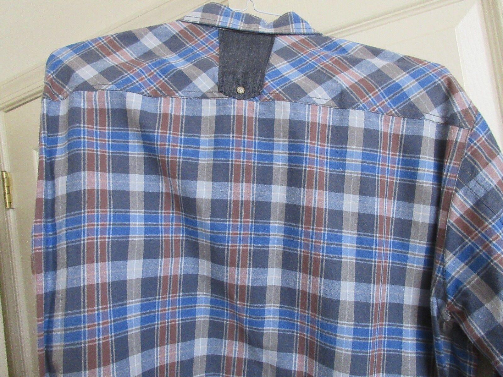 EQ Rooster , Size 2XL , Men's Long Sleeve Shirt , 100%
