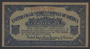 United-Cigar-Stores-Company-of-America-039-certificate-039-Redeemable-Coupon