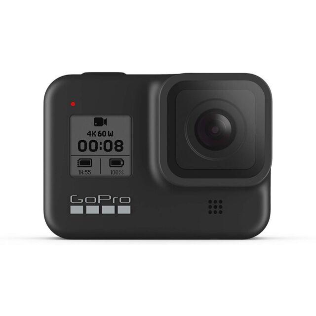 GoPro Hero 8 Kamera Black Edition Actioncam 4K Touchscreen