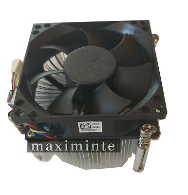 New Cooling Fan With Heatsink for DELL XPS Dimension 8300 8500 8700 CPU 0WDRTF