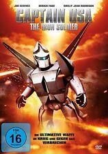 CAPTAIN USA - The Iron Soldier  (Blu-Ray) Neu !