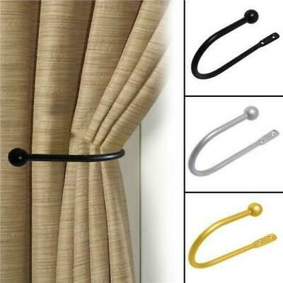 Curtain Tie Back Hold Backs Metal