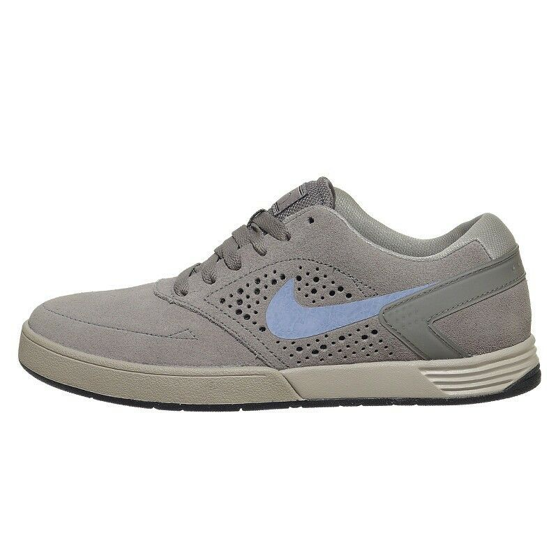Nike PAUL RODRIGUEZ 6 Soft Grey Work bluee 525133-041 (191) Men's shoes