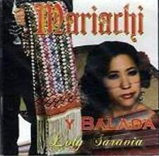 LOLY SARAVIA  -  MARIACHI Y BALADA - CD