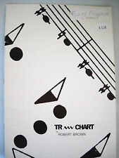 **TRILL FINGERING CHART FOR BOEHM SYSTEM FLUTE WITH CLOSED G SHARP KEY**