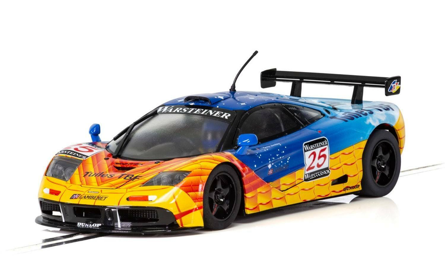 Scalextric C3917 McLaren F1 GTR 1997 FIA GT Nurburgring 4 Hours No.25 BRAND NEW