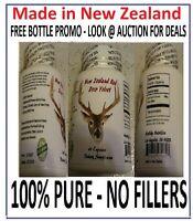 Zealand Deer Antler Velvet 2000mg Extract Igf-1 & 2 100% Pure Capsules Look
