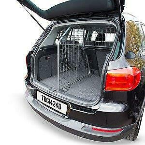 10- MESH HEADREST DOG PET GUARD QUILTED BOOT LINER for VW TOUAREG ESCAPE