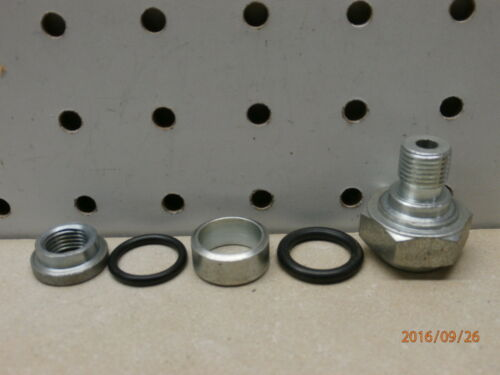 """Carburetor Fuel Line Inlet Fitting Repairs Stripped Threads 3//4/"""" Free US Ship"""