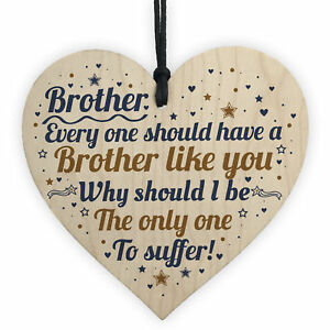Annoying Brother Gifts For Adult Brother Gifts From Sister Heart