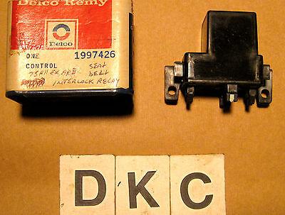 NOS Mopar,AMC 1974-1975 seat belt interlock switch