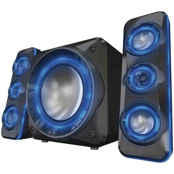 SYLVANIA(R) SHTIB1060-BT SYLVANIA Light-up Bluetooth 2.1 Speaker System