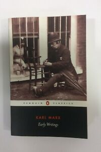 Early-Writings-By-Karl-Marx-New-9780140445749-Free-Shipping