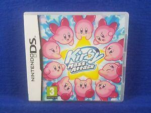 feeeac5b18 ds KIRBY MASS ATTACK Lite DSi 3DS Nintendo PAL UK Version REGION ...