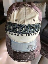 NEW True Religion VINTAGE WORLD TOUR Baseball SNAPBACK Cap Hat