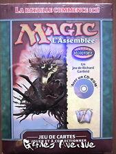 Magic/MTG Set de Jeu Magic l'Assemblée (2 decks+ Livret de règle+ CD-Rom)
