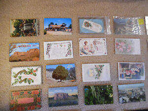 100-Lot-Vintage-and-Antique-Postcards-United-States-of-America-96H