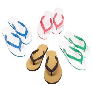 c8206defe4cde NANYANG 100% Natural Rubber Vintage Flip Flops Thongs Sandals Flat ...