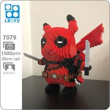 Hsanhe DC Super Hero Batman Diamond Micro Modell Brick Mini Building Toy