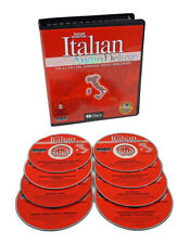 Learn Speak Talk Understand ITALIAN Language 8 Audio CD Set - listen in your car