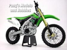 Kawasaki KX-450F Dirt/Motocross 1/12 Scale Motorcycle Model by NewRay